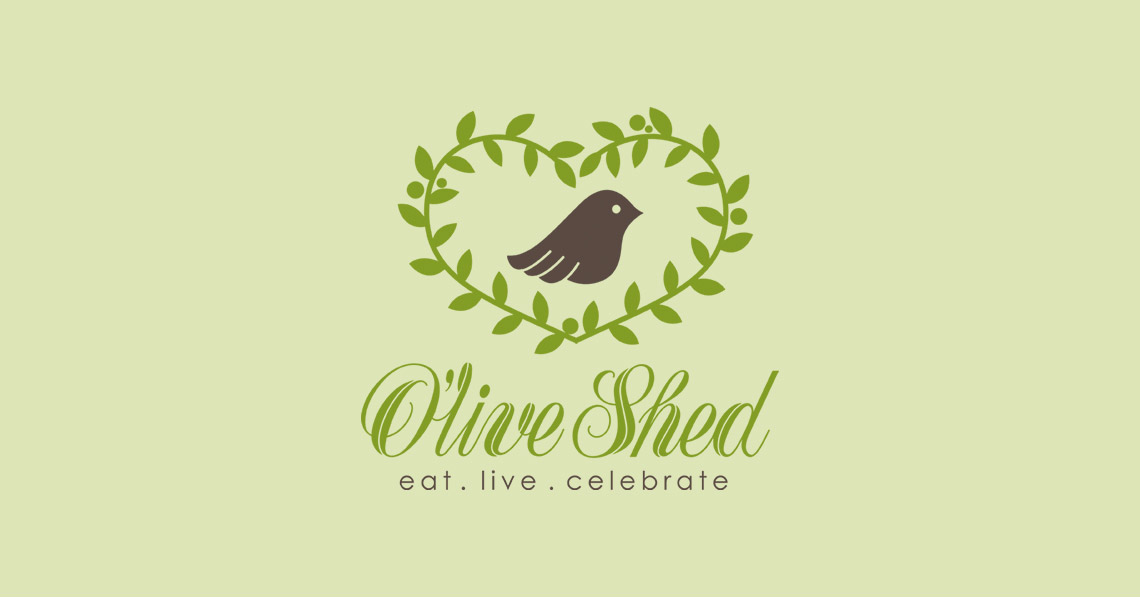 Logo Design - Olive Shed