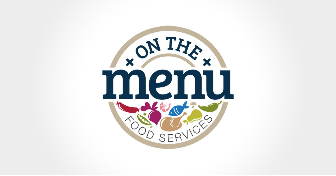 Logo Design - On The Menu