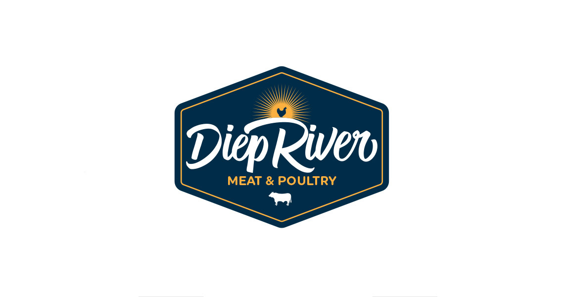 Logo and Business Card Design - Diep River Meat & Poultry