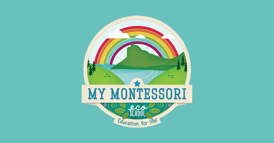 Logo and Branding - My Montessori